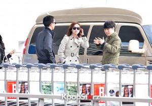 ハン・ヒョジュの空港ファッション、「Instyle Magazine」撮影のため仁川から出国【写真26枚】