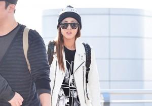 私服でもカリスマ全開!2NE1、ダラ、ミンジ、ボムの空港ファッション【写真19枚】