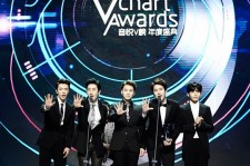 SUPER JUNIOR、SUPER JUNIOR-M 『音悦台V-Chart Awards』で3冠王に!