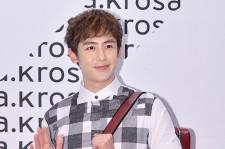 2PM ニックン、少年のような爽やかな笑顔で「ニックン×ROSA.K」イベントに登場!