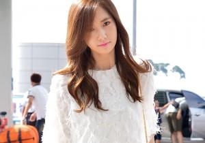 少女時代 ユナの可憐な空港ファッション!イベント出席のため香港へ