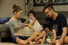godキム・テウ、『オー!マイ・ベイビー』に妻と2人の娘と出演へ!